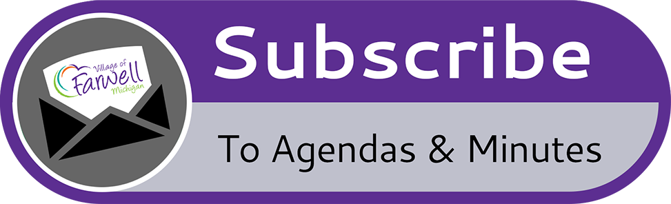 Subscribe to Agendas and Minutes
